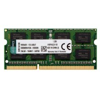 KingSton Value CL11 8GB 1600Mhz-Single- DDR3L